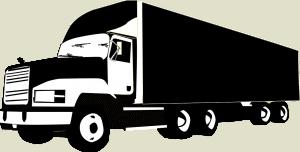 משאית מצוירת